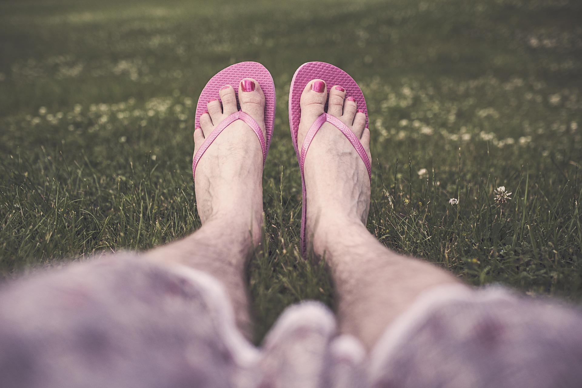Sandály, které způsobí že omládneš