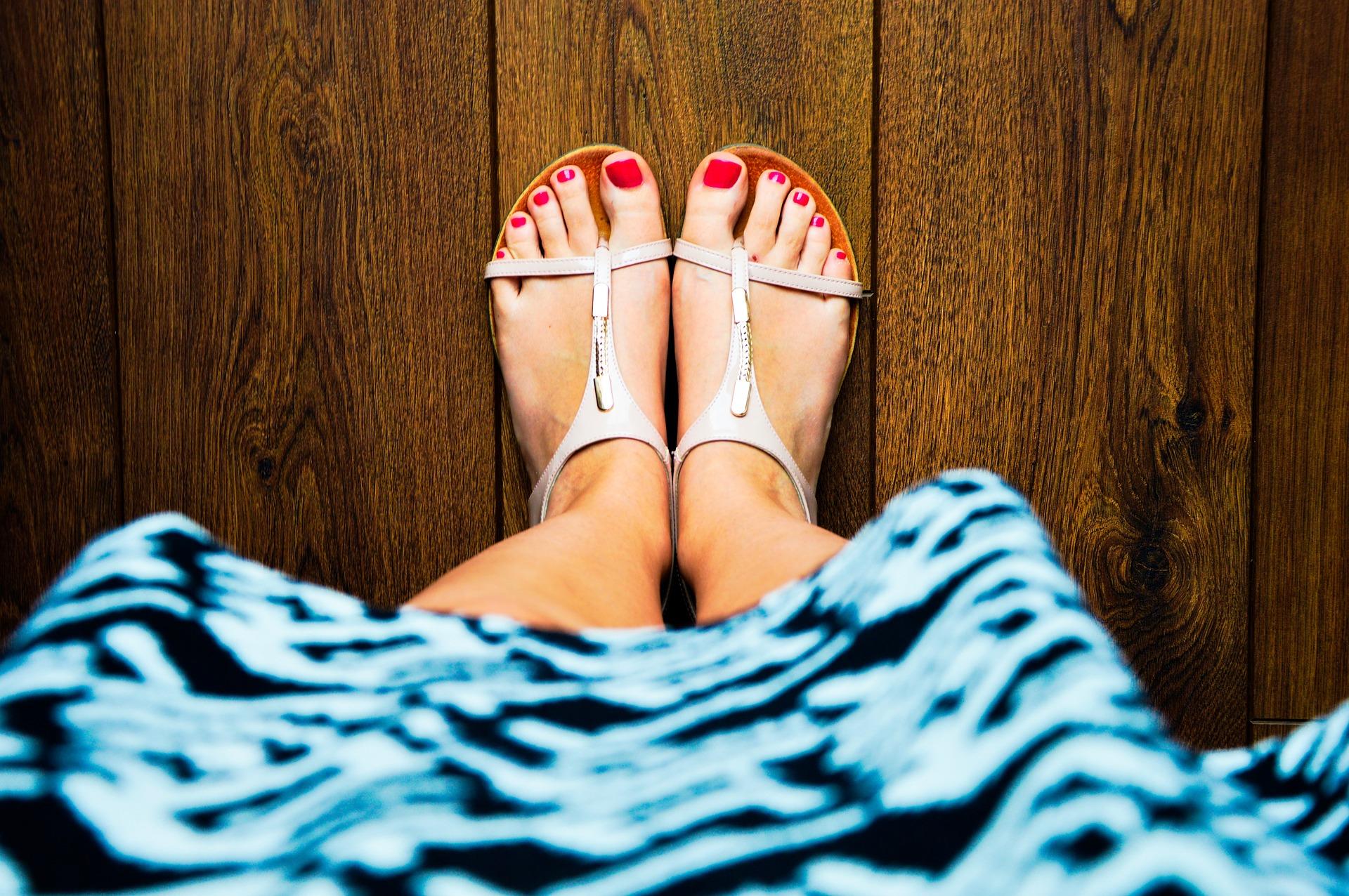 Boty na léto – jaké si zvolit aby se žena cítila pohodlně?